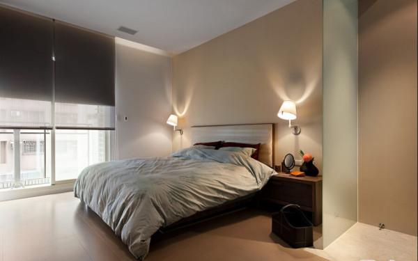 简约温馨卧室