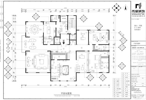 业主两人是一对享受生活的人,不去追求生活中的奢华,以舒适、时尚、简单为主的生活方式决定了功能性为主的别墅空间设计。