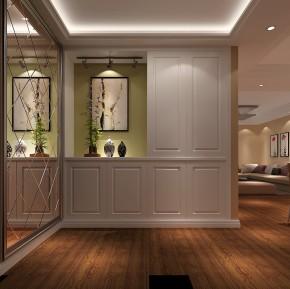 白富美 公主房 定制家居 白领 80后 玄关图片来自成都高度国际在152㎡——简约欧式——3居室的分享