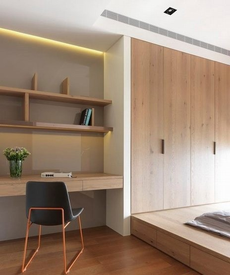 卧室书桌设计
