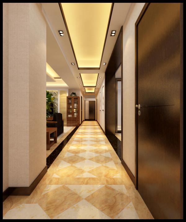 华丽的过廊