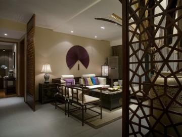 140平中式风格新房装修