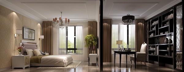 现代风格的设计主要是以简约、休闲为主,卧室的设计上采用单一颜色墙面,多层次装饰品的配合,打造出完美的卧室空间。给我们年轻人以随意、自在