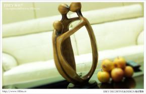 """欧式 别墅 跃层 客厅 厨房 餐厅 昆明易百装 其他图片来自昆明易百装饰-km100zs在""""易""""域风情的分享"""