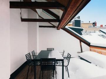 340平北欧公寓 不一样的复古情调