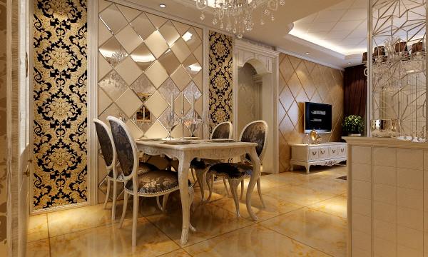 项目名称:银基王朝 户型名称:三室两厅 面积:90 设计风格:欧式风格 设计公司:河南沪上名家装饰 设计师:雷亚丽