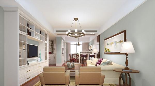 大华锦绣华城三居室户型现代简约欧式风格设计——上海奥邦装饰设计师祝任伟作品!