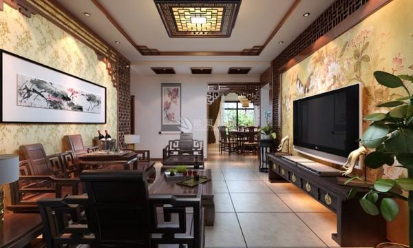 这正是新中式古典主义风格与其它风格所不同的地方。这种极简主义的风格渗透了东方华夏几千年的文明