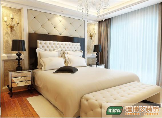 室内多采用带有图案的壁纸、地毯、窗帘及古典装饰画,体现华丽的风格。家具门窗多漆为白色,画框的线条部位装饰为线条,在造型设计上既要突出凹凸感。