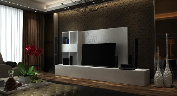 艾依格衣柜——米兰系列形象产品 意大利米兰,一座艺术之城、一座时尚之都、一座繁华背后的纯情古城。米兰系列产品融入了意大利米兰家居设计元素,风格简约时尚且浪漫,