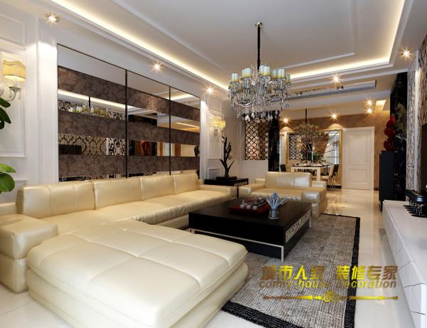 在家居设计中不单单拘泥于设计风格的统一化,通过混合的搭配融合,从细节到整体的完美展现,形成独特的魅力,表达出业主对于生活品质的追求与家居设计中的惬意感。