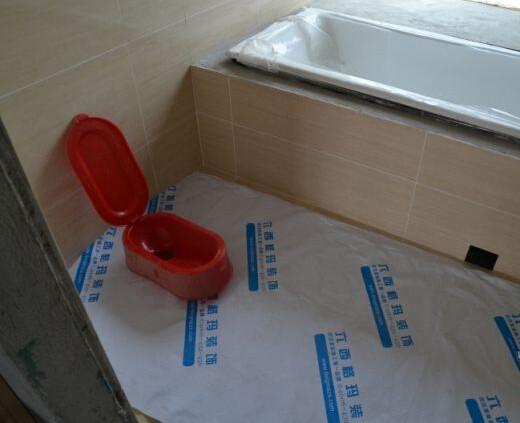 工地厕所蹲坑