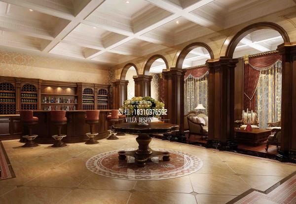 设计师注重建筑体最原始的空间感,在平面布置时协调较人性的功能尺度, 借助自然的光,外部的景,以及原味的欧式情调......让整栋房屋高贵,舒适豪华温馨。