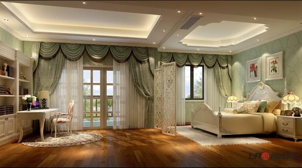 女儿的房间,漂亮得像公主的梦境一般!