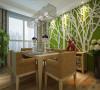 三瑜龙湖花园8.8万120现代三居
