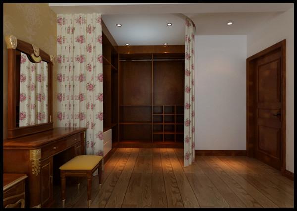 欧式卧室兼备豪华、优雅、和谐、舒适、的特点,受到了越来越多业主的喜爱