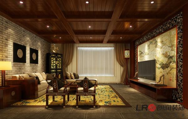 视听室,在这里,可以有另一种休闲的味道,传统中的现代享受噢!