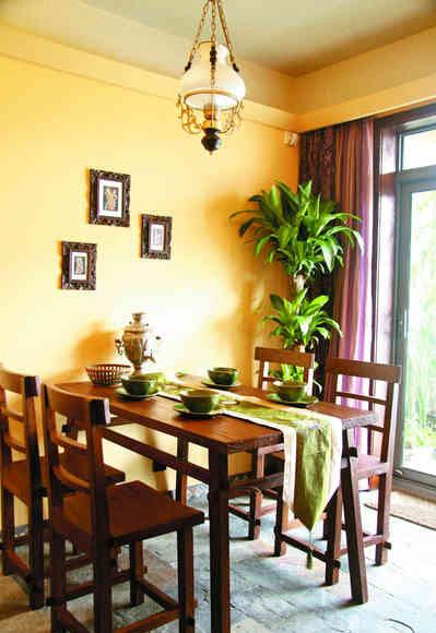 保留与自然贴近的装饰让东南亚家居更与众不同了一些。