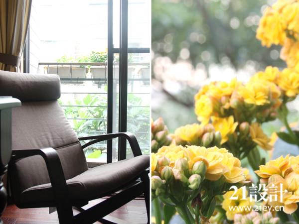 我能想到最浪漫的是就是坐着摇椅慢慢变老,一起看四季变化花开花落