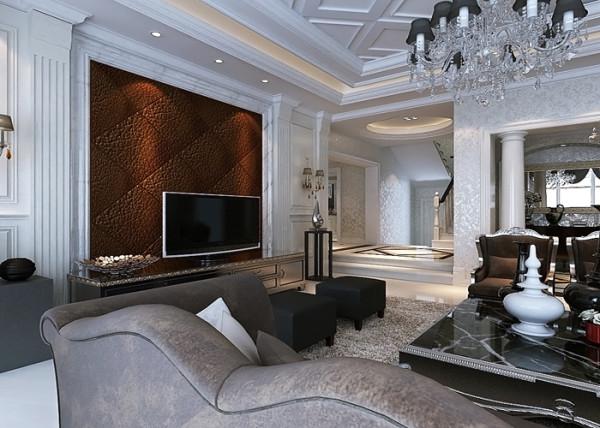 欧式 别墅图片来自沈阳林凤装饰装修公司在双龙新村的分享