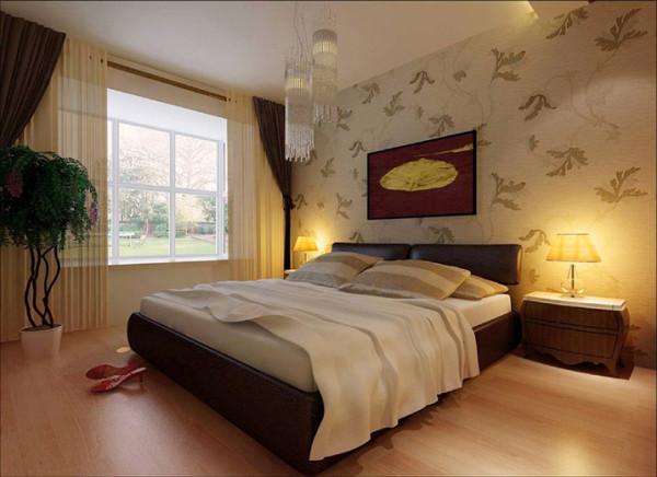 居室在色彩方面秉承了传统古典风格的典雅和华贵,但与之不同的是加入了很多现代元素,呈现着时尚的特征。