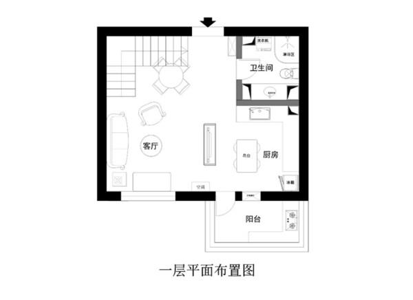 华侨城118平欧式案例赏析
