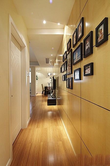 走廊照片墙