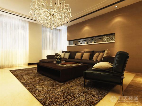 整体涂了浅棕色的乳胶漆,电视背景墙和床后面的线条壁纸相互呼应,绿色的植物增添了一丝动感。将卧室的窗台改为榻榻米,几个舒适柔软的垫子,使得卧室更加精致温馨。