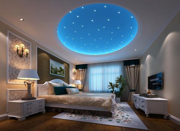 繁星闪烁总是能给人以遐想的空间,将闪烁的星空移入卧室、书房、浴室等私人空间,用经过光纤制成的色彩变幻、高贵典雅的星空无疑可创造出一种其他照明系统无法比拟的华美、浪漫和高雅的气氛。
