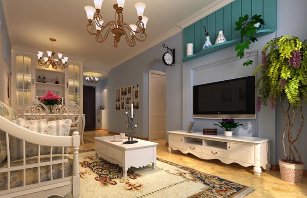 家具尽量采用低彩度、线条简单且修边浑圆的木质家具。地面则多铺赤陶或石板。