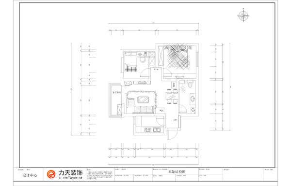 此次设计为简约风格,整体色调较为棕白,家具以简单的大线条为主,但是保留了细节的精致和配色的考究,客厅回字顶,突出层次