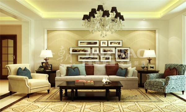 【设计说明】:本方案是围绕现代简约为主题,适合于4口之家居住,以简洁明快的设计风格为主调,简洁和使用时现代简约的基本特点。