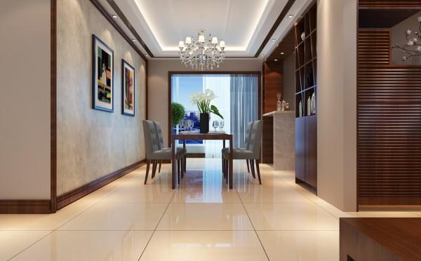 入户的鞋柜、餐边柜、阳台门套,以及家具都能隐约看到中式元素的影子,白色与釉色相互映衬,更加温馨舒适。