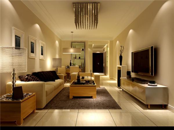 小区楼盘:K2-百合湾   工程户型:一层带地下 建筑面积:140㎡ 居住人口:3口人 设计风格:现代简约 工程造价:70000元 项目类别:公寓