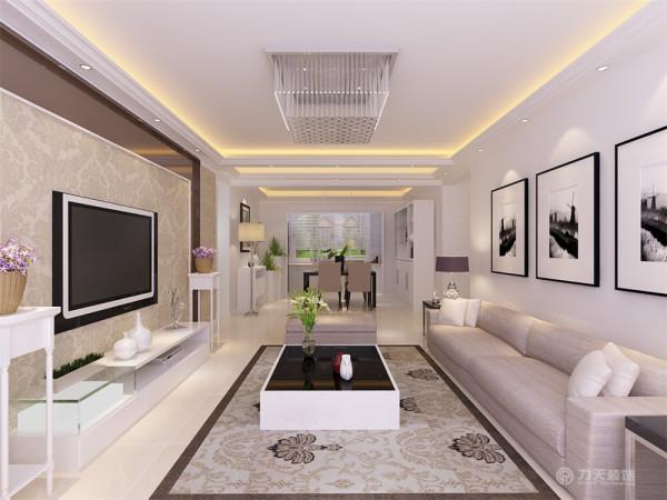 这是一套泰悦欣园3室2厅2卫一厨120平米的户型。本户型面积较大,风格属于简约风格,所以此次设计方案定义为简约风格。