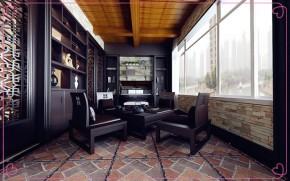 三居 中式 客厅 厨房 餐厅 茶室 卧室 卫生间 其他图片来自方林装饰在奉天九里·最炫民族风的分享