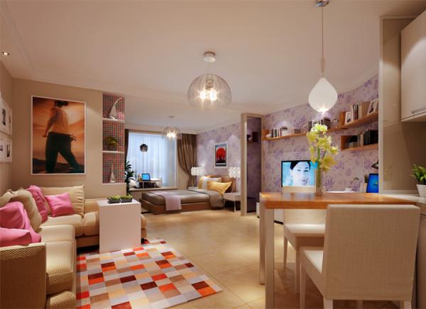 客厅的多功能设计