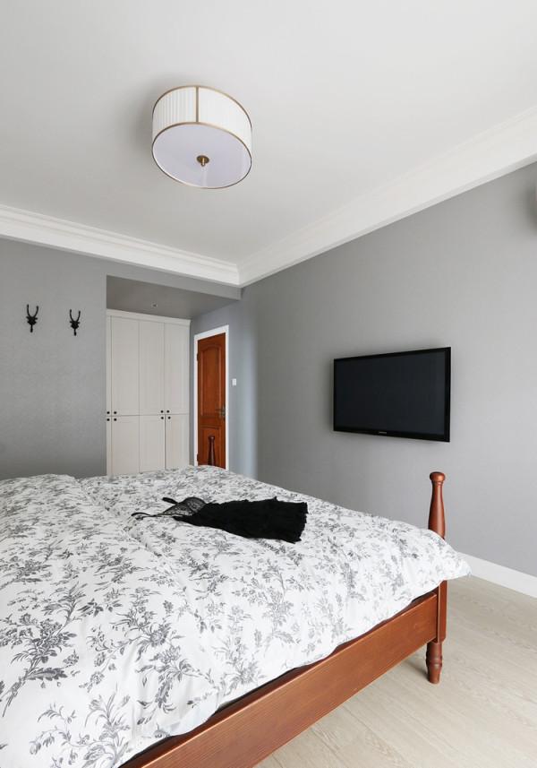 卧室电视墙