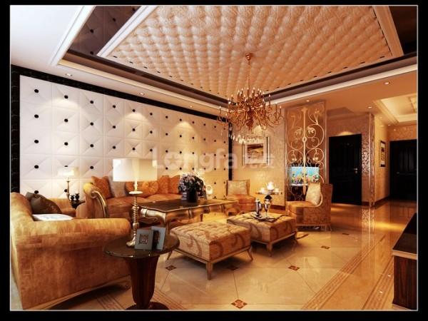 本案突出文化主题,希望透过设计师的设计来凸显欧式的纯然风情及深厚的文化底蕴,体现出文化元素在家装设计中的实用与精致。