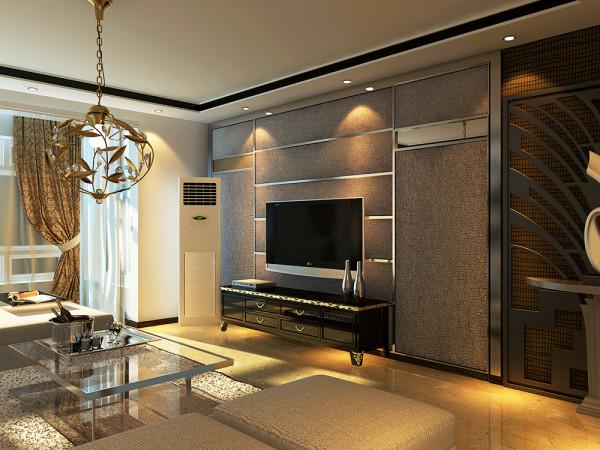 首先根据业主的需求对房型进行了一些拆改,将客厅与阳台之间的垛子拆除;然后调整卫生间手盆位置,有效的扩大了卫生间的使用面积;这就是全部的墙体拆改。户型整体设计风格为现代简约风格,整体以暖色调贯穿。