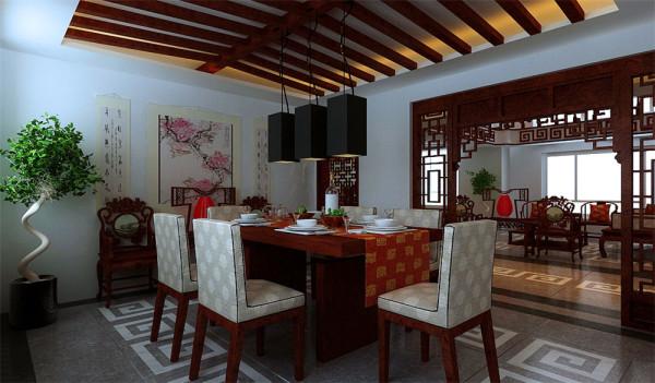 现代中式风格是中国传统风格文化意义在当前时代背景下的演绎;是对中国当代 文化充分理解基础上的当代设计。它不是纯粹的元素堆砌,而是通过对传统文化的认 识,将现代元素和传统元素结合在一起。