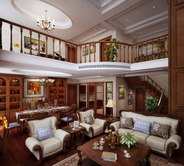 一般而言,美式家具必须经过几个阶段的作业才能凸显美式风格。不同木材和不同部位的各色各样的稀有纹理,乃至树木生长期中由于病理变化产生的特殊纹理都是美式家具的最爱。