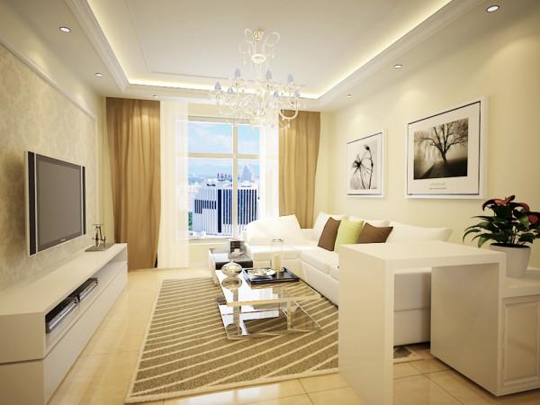 充分考虑室内的舒适性与温馨感,设计和装饰的重点放在实用性上,房间布置突出个性,体现温馨气氛,房间的装饰物、张贴画,具有美观、优雅的效果。