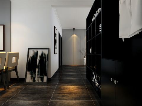 现代简约风格饰品是所有家装风格中最不拘一格的一个。