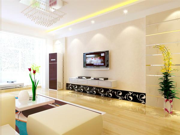 本案为现代简约风格,设计上主要强调色调的简约与清新感,给人以脱俗的浑然天成。以房屋的原始结构为基础,以前期使用功能的布局划分,来进行风格的整合与配饰的搭配。