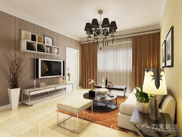 该户型紫竹华庭户型2室2厅1卫1厨95.00㎡。设计的是一套现代简约风格的作品。