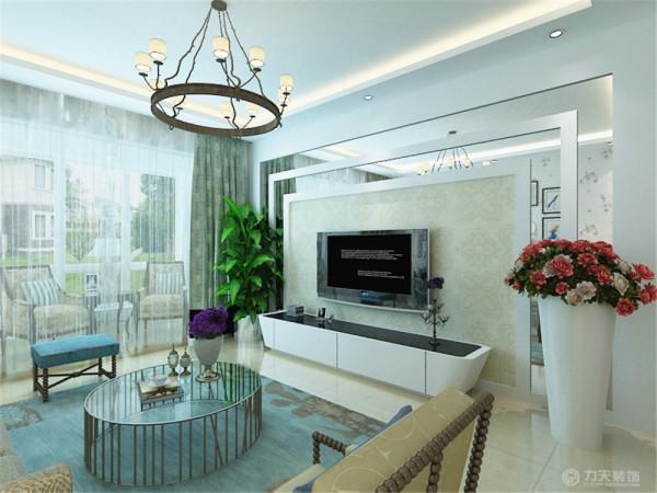 本案为嘉春园2室2厅1厨2卫120㎡的户型。这次的设计风格定义为现代简约风格。