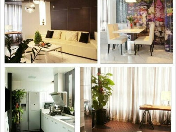 公寓变别墅  浅色系低奢现代风