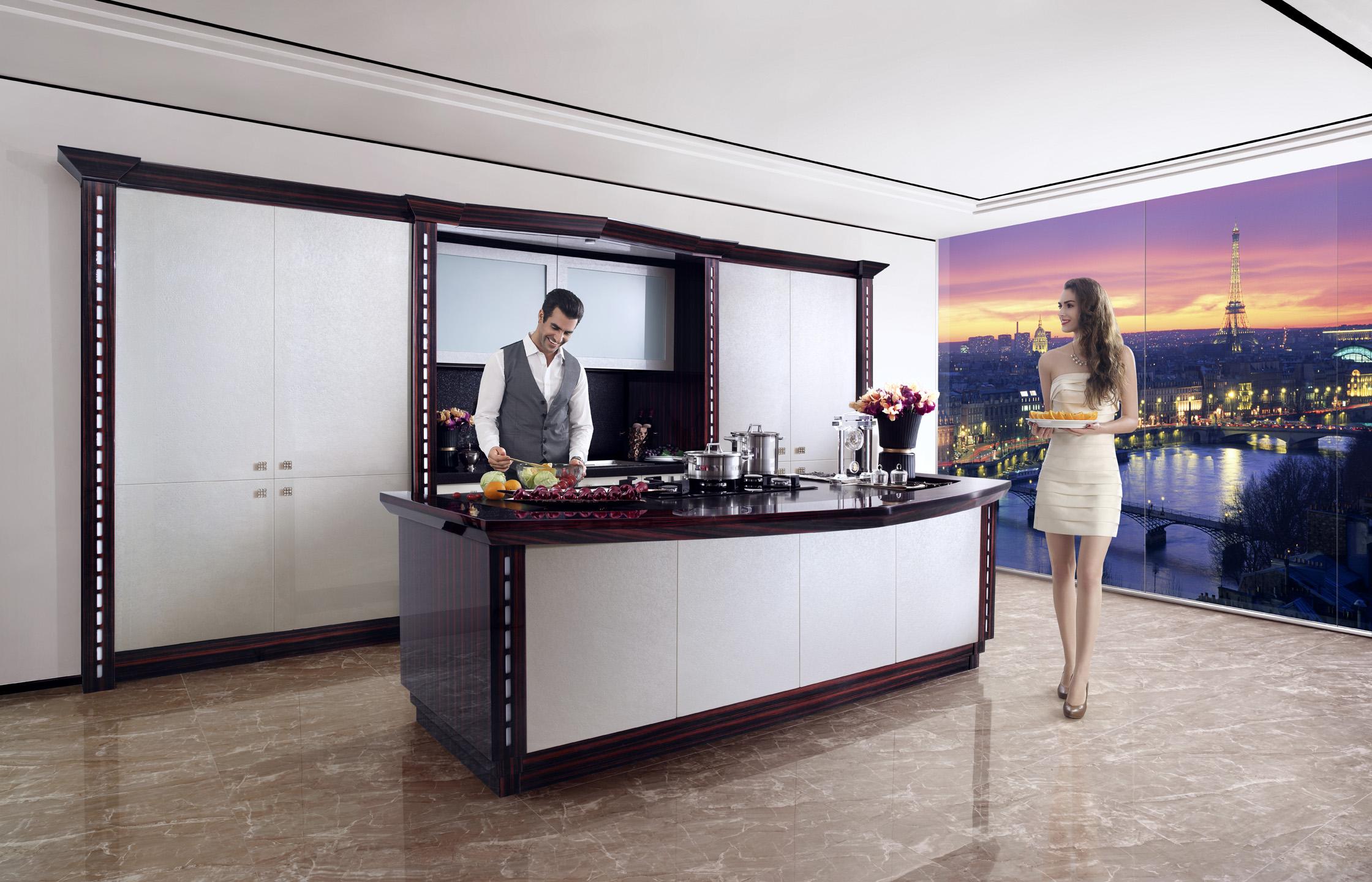 厨房图片来自北京司米家居有限公司在右岸的分享
