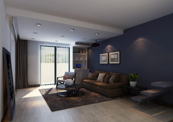 简约不是简单,它是经过深思熟虑后经过创新得出的设计和思路的延展,它凝结着设计师的独具匠心,既美观又实用。如客厅中的沙发,虽然没有了欧式的华丽与繁琐,但是它的简单大方依然很美丽